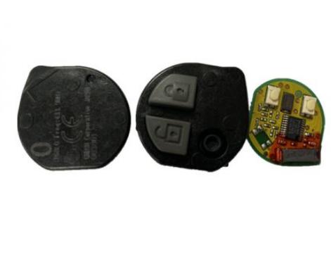 Original 2 button remote key 433.92MHZ chip-Hitag2 chip Model No.T68L0