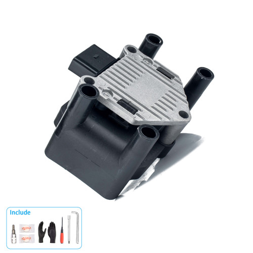 Ignition Coil-Wholesale Price  for VW Seat Lexus OE:032905106b 032905106 032905106B/Shopify,Amazon,Ebay Hot Seller