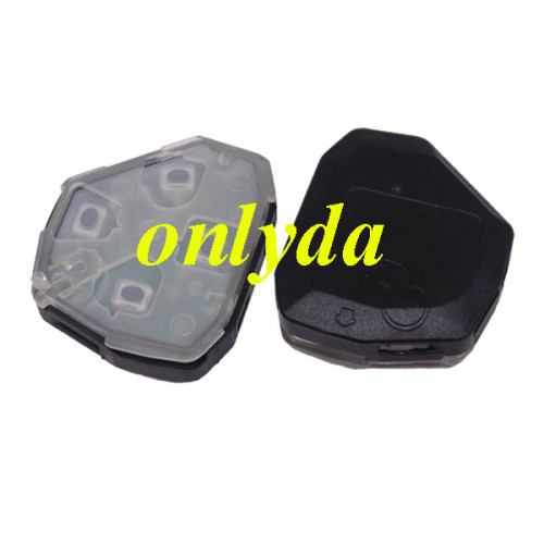 Toyota 3 button remote key with 434 MHZ use for Camry,RAV4,Corolla,Highland and vios