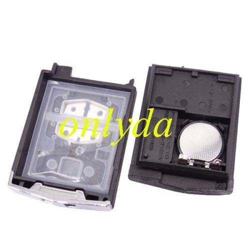 For Mazda3 series, 2 button remote with 315MHZ/433mhz
