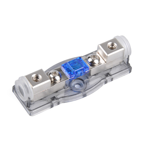12V Audio Inline Mini ANL Fuse Holder with 60 AMP Fuse Wholesale Price for 4 / 8GA Cable Ebay,Wish Hot Seller