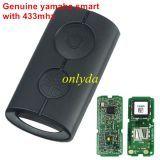 Genuine yamaha smart card with 433 mhz YAMAHA NVX155 AEROX155 Q-BIX