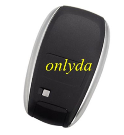 Subaru 3 button remote key with 434mhz with 8A chip  board #7000  FCC:HYQ14AHK