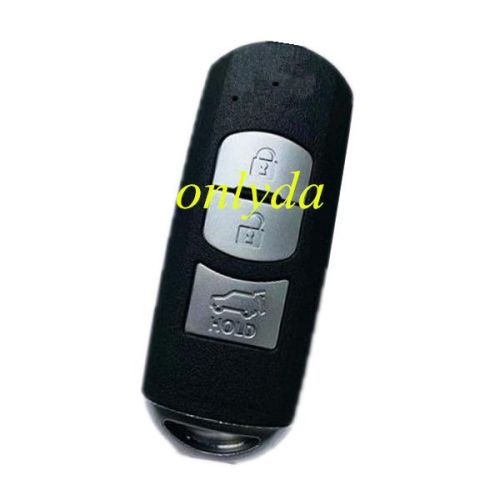 3 Button remote key with 433.92mhz FSK with PCF7953P/HITAG Pro /49 chip