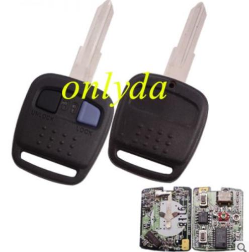 For original Nissan 2 button remote key