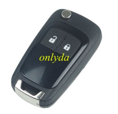 original 2 button flip remote key with 434mhz with PCF7937E chip