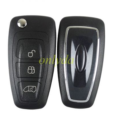 For Ford 3 button remote key with 433.92MHZ FSK model with 49 chip GK2T15K601-AB A2C94379403