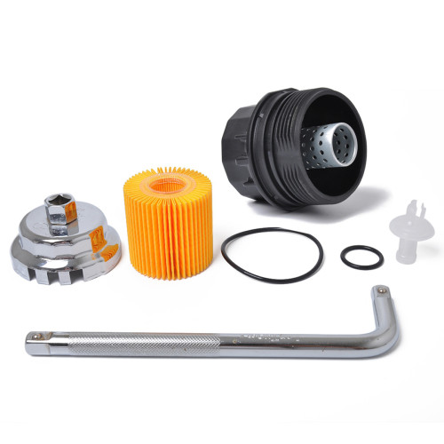 Oil Filter Oil with Filter Wrench-Wholesale Price  for Toyota OE:15620-36020/Shopify,Amazon,Ebay,Wish Hot Seller