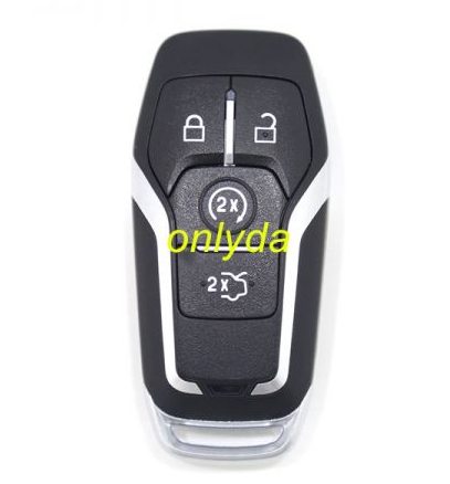 keyless 4 button remote key with 868MHZ with 49chip