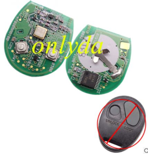 For Nissan original 2B remote key 315mhz PCB only