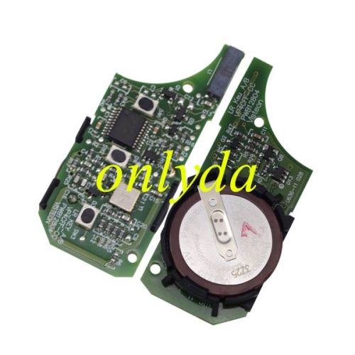 For Landrove Discovery III 3B remote key PCF7941 chip-433mhz