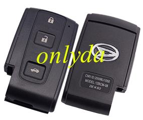 Toyota Daihatsu 3 button remote key  315mhz