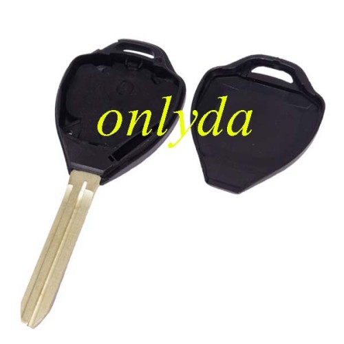 Toyota 2 buttons Remote key for Carola TOY43  genuine