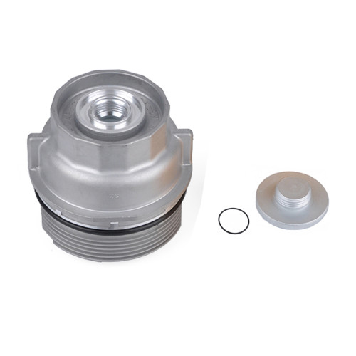 Oil Filter Housing with Oil Filter Cover-Wholesale Price  for Lexus Toyota OE:15620-31060/Shopify,Amazon Hot Seller