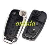 Original for Audi A3 remote remote key For Audi A3 rem 8vo837220 half keyless with 434 Mhz (Models 2012 to 2015)