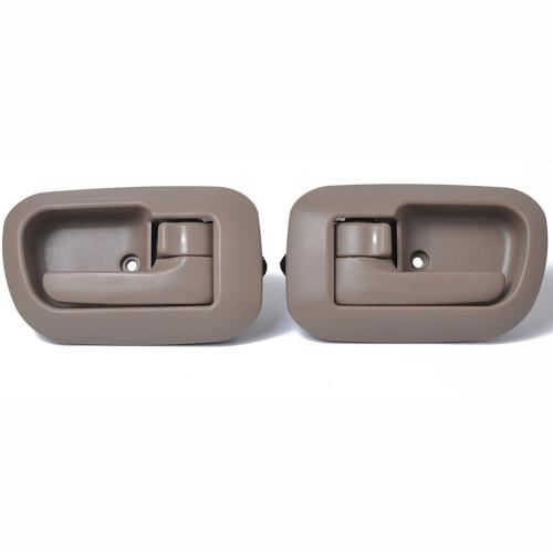 Front side Inner Door Handles Left & Righ PAIR-Wholesale Price  for Toyota Sienna 1998-2003 Ebay,Wish hot seller