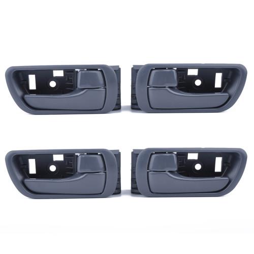 2 Pairs Grey Inside Interior Door Handles-Wholesale Price  for Toyoda OE:69205-33040/Shopify,Amazon,Ebay Hot Seller