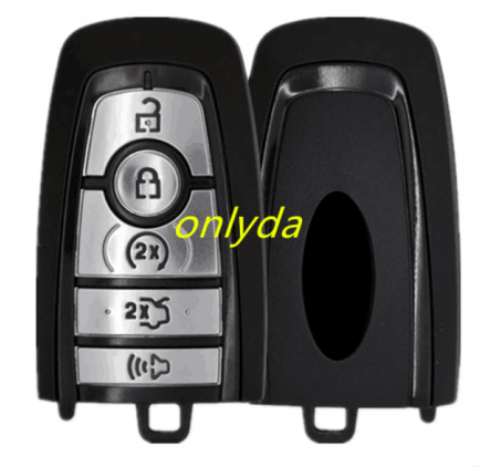 keyless 4+1 button remote key with 902mhz with HITAG PRO HC3T-15K601-BA A2C39435000 IC:7812A-A2C39435000 FCC ID:M3N-A2C93142600
