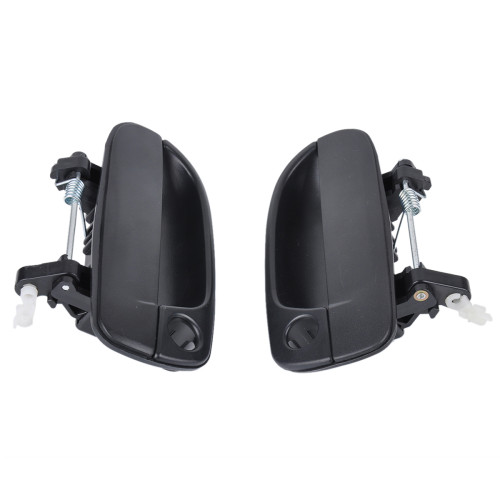 Outside Front Door Handle Left Right Wholesale Price For Hyundai Accent 2000-2006 OE:82660-25000 Ebay,Wish Hot Seller