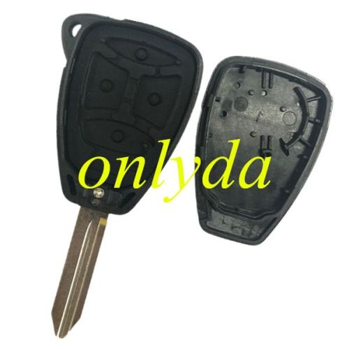remote key with 315mhz PCF7941 Hitag2 46 chip with 2/2+1/3/3+1 button key shell, which key shell do you need ?