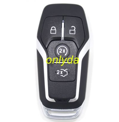 keyless 4 button remote key with 433.92MHZ with 49 chip