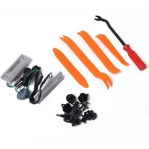 Tail Trunk Switch Rear License Plate Light with Removal tool Wholesale Price  for Chevrolet Cruze Ebay,Wish Hot Seller