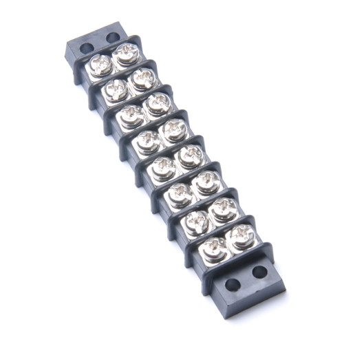 8 Position Double Row Terminal Block-Wholesale Price  for Hull Shopify,Amazon,Ebay,Wish Hot Seller