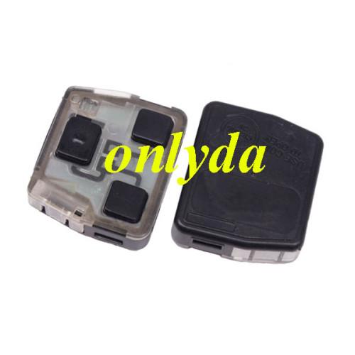 Toyota land cruiser prado 3 button remote with 304.2mhz