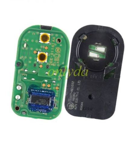 original Suzuki 2 button remote key with PCF7953X / HITAG 3 / 47 CHIP with 315mhz