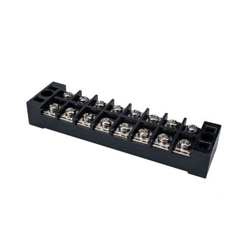 8 Positions Dual Row Screw Terminal Strip Block-Wholesale Price  for Rv Boat  /Shopify,Amazon,Ebay,Wish Hot Seller