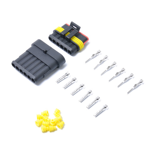 Wire Connector Terminal Car Connector Combination + Fuse Tool Box Wholesale Price Shopify Amazon Ebay Wish Hot Seller