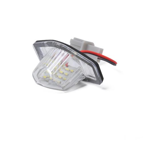 2 x New LED License Plate Light Lamp Wholesale Price  for Honda Jazz CR-V OE:34101S60013 Amazon,Ebay,Wish Hot Seller