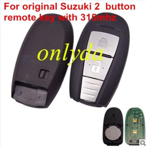For original Suzuki 2b remote key with 315mhz & PCF7953(HITAG3)chip