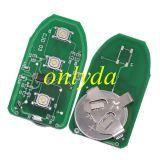 For hyundai 3 button Remote key with 315mhz SONATA Elantra Tucson
