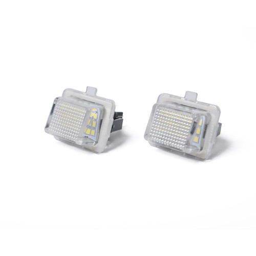 New LED License lamp with Licence frame Wholesale Price for Benz W204 W212 W221 OE:A2218200856  Ebay,Wish Hot Seller
