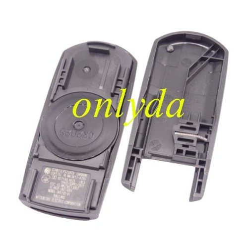 4 Button keyless remote key with 315mhz with hitag pro 49 chip