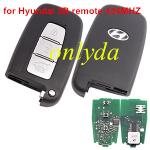 Hyundai 3 Button remote key   434MHZ