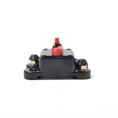 DC12V Car Auto Stereo Audio System Inline Circuit Breaker Fuse 70A AMP