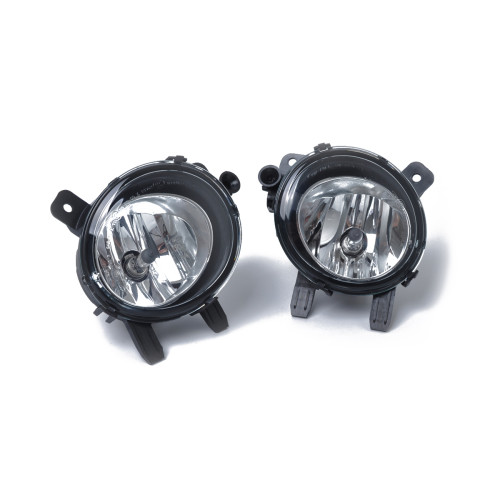 Left + Right Fog Light Pair Set-Wholesale Price  - for BMW F30 F31 F33 3 Series OE:63177248911/63177248912
