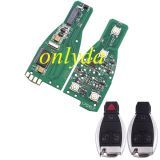 for Benz NEC remote key with 315/434mhz 3,3+1 button, please choose