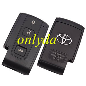 Toyota 3 Button remote key With 315 mhz ( new)