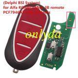 (Delphi BSI System) for Alfa ROMEO:for Mito 3B remote 7946chip-434mhz