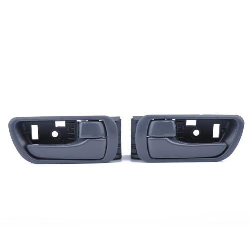 1Pair Grey Inside Interior Door Handles-Wholesale Price for Toyota OE:69205-33040/Shopify,Amazon,Ebay,Wish Hot Seller