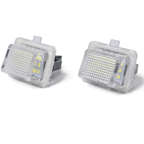New LED License lamp Wholesale Price  for Ben z W204 W212 W221 OE:A2218200856 Shopify,Amazon,Ebay,Wish Hot Seller