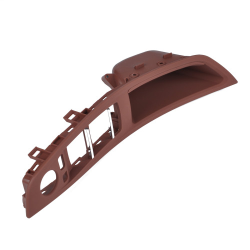 4PCS Reddish Brown Inner Door Handle With Repair Kit-Wholesale Price for BMW OE:51417261929/Shopify,Amazon Hot Seller