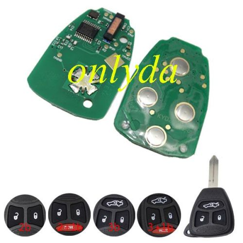 For Chrysler remote key PCF7941 46 Chip M3N5WY72XX433.92Mhz
