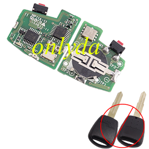 For Original hyundai 1Button remote 447mhz PCB only