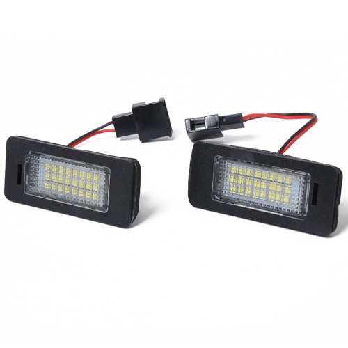 New LED License lamp Wholesale Price  for Audi A4 A6 Q5 TT OE:8T0943021/4G0943021 Shopify,Amazon,Ebay,Wish Hot Seller