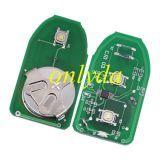 Hyundai 2 Button Elantra remote key with 315mhz