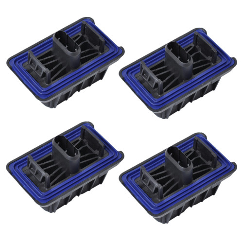 Pack 4 Jack Pad Under Car Support Pad Car Lifting-Wholesale Price for BMW X3 X5 X6 OE:51717189259 Ebay,Wish Hot Seller